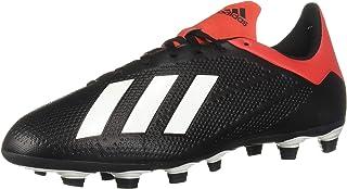 adidas Men's X 18.4 Firm Ground Soccer Shoe