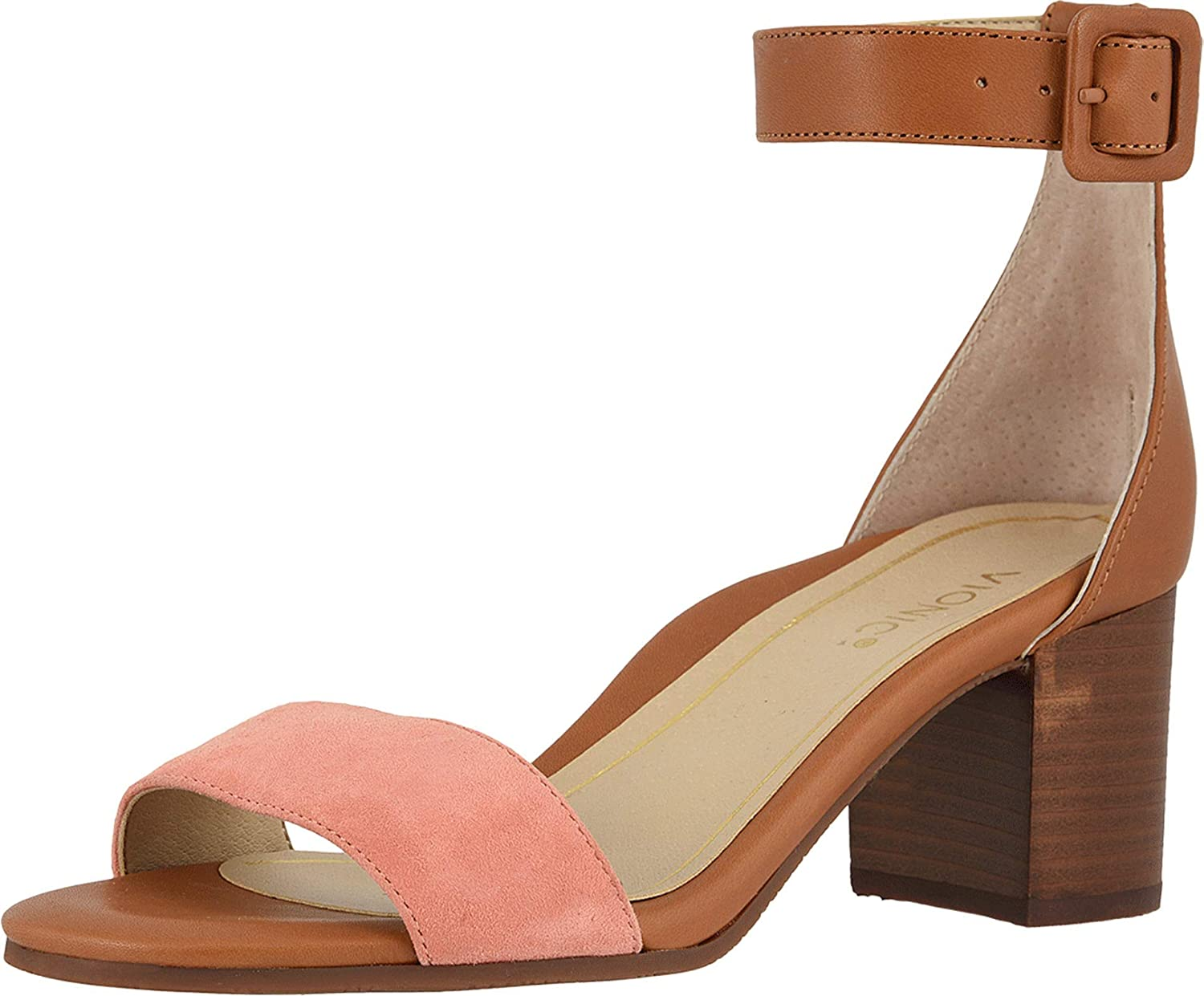Vionic Women's Rosie Open Toe Be super welcome Heel Heeled S Ladies Max 68% OFF Ankle - Strap