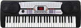 McGrey BK-5410 Tastiera 54 Tasti, Microfono e Leggio, Colore Sunburst