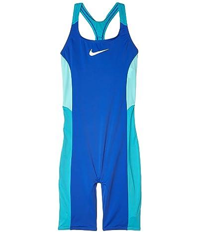Nike Kids Color Surge Racerback Legsuit (Little Kids/Big Kids) (Game Royal) Girl