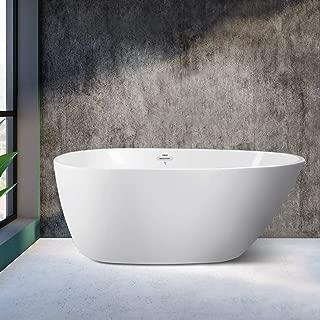 Best short freestanding bathtub Reviews