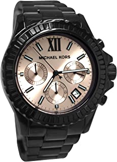 Michael Kors Womens Quartz Watch, Chronograph Display and Stainless Steel Strap MK5872