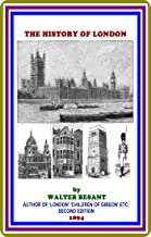 the history of london walter besant