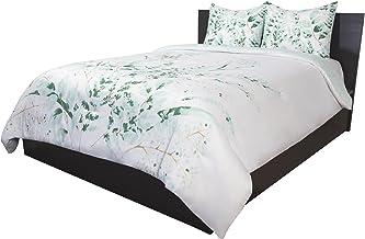BALTIC LINEN Willow Comforter Set, Full/Queen, Green