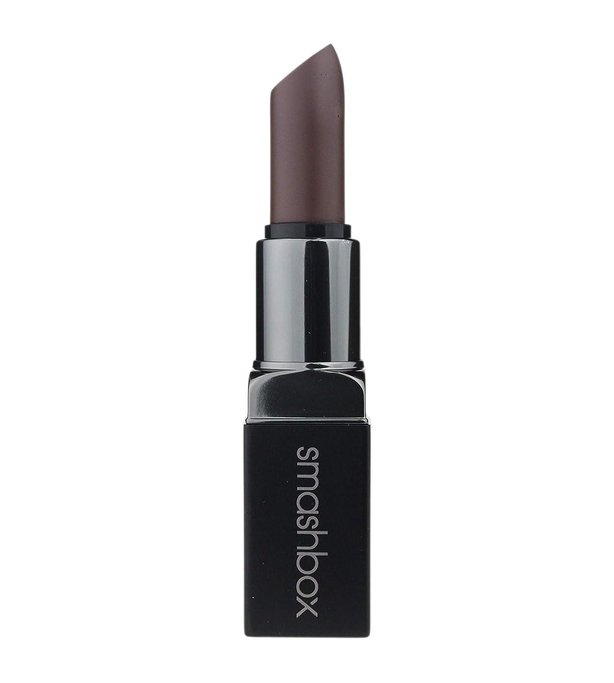 心理的に潜在的なテロリストSmashbox Be Legendary Matte Lipstick - Warrior Pose 0.1oz