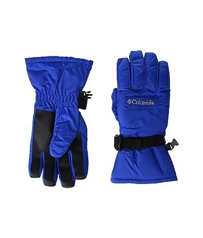 Columbia Kids Whirlibird Gloves (Big Kids) (Bright Indigo) Ski Gloves