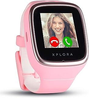 XPLORA 3S - Teléfono Reloj Resistente al Agua para tu Hijo (SIM no incluida) - Llamadas, Mensajes, Modo Colegio, función S...