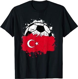 Türkiye Fußball & Nationalmannschaft Trikot T-Shirt