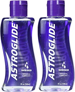 Astroglide Personal Lubricant, 5 Fluid Ounce (Pack of 2)