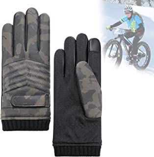 Tactical Gloves Antiskid Army Military Bicycle Airsoft Motocycel Shooting Paintball Work Gear Camo Full Finger Gloves for ...