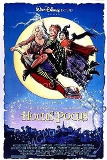 MCPosters Disney Hocus Pocus GLOSSY FINISH Movie Poster - MCP359 (24