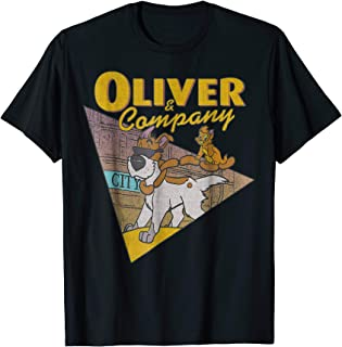 oliver and company shirt