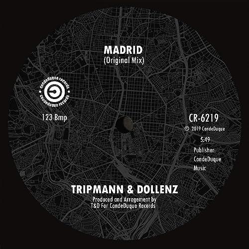 Amazon.com: Madrid: Dollenz Tripmann: MP3 Downloads