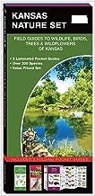 Kansas Nature Set: Field Guides to Wildlife, Birds, Trees & Wildflowers of Kansas