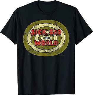 Sick Sad World Inverted Logo T-Shirt