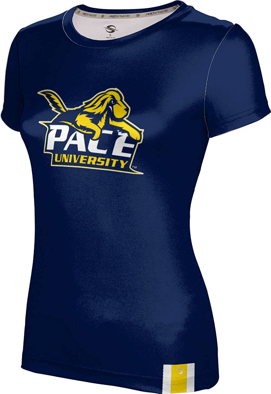 ProSphere Pace University Girls' Performance T-Shirt (Solid)