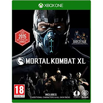 mortal kombat xl characters unlock xbox one