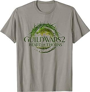 Official Guild Wars 2 Heart of Thorns Logo T-Shirt