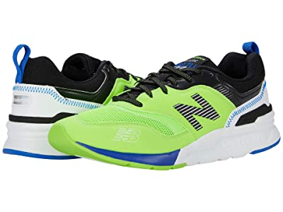 New Balance Classics 997H (Energy Lime/Cobalt) Men