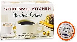 Stonewall Kitchen Hazelnut Creme Coffee Single-Serve Cups, 12-pack