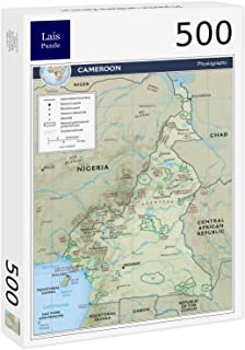 10 Mejor Mapa De Camerun Fisico de 2020 – Mejor valorados y revisados