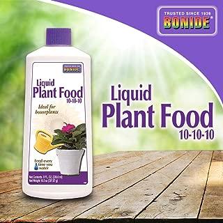 Bonide (BND108) - Liquid Plant Food, 10-10-10 Soil Fertilizer (8 oz.)
