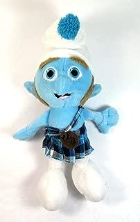 The Smurfs 2 Plush- Gutsy Smurf