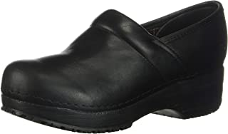 for Work Women's Slip Resistant Clog