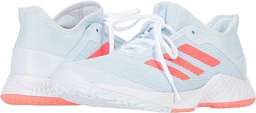 Sky Tint/Signal Pink/Footwear White