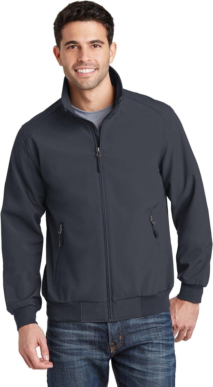 Port High quality new Authority Soft Shell Oklahoma City Mall Jacket. Bomber J337