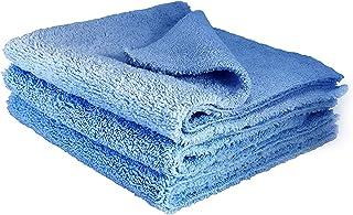 VViViD Yeti Rags Two-Sided Microfiber Chamois Towel (3 Rag Pack)