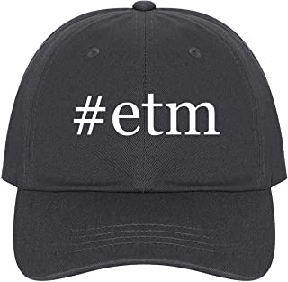 The Town Butler #ETM - A Nice Comfortable Adjustable Hashtag Dad Hat Cap