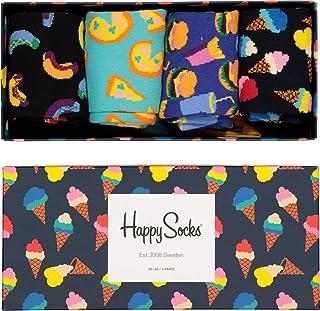 Happy Socks, Caja de Regalo Junk Food Gift Box 36/40 Multi
