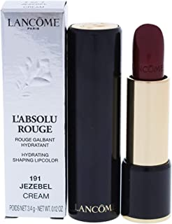 LAbsolu Rouge Hydrating Shaping Lipcolor - 191 Jezebel - Cream by Lancome for Women - 0.12 oz Lipstick