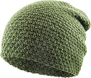 Rollup Classic Warm Winter Fisherman Leon Beanie Hats Acrylic Ribbed Knit Cuff Daily Cap