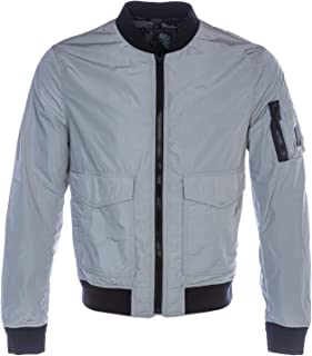Belstaff Men's Barham Bomber Jacket Grey
