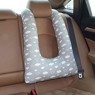 シートベルトクッション 子供 車枕寝枕 かわいい ショルダーパッド 水洗い可能 チャイルドシート 補助ベルト 首枕 インテリア 総柄 ふわふわ ドライブ 大人対応 気持ちいい キャラクター 旅行 安全