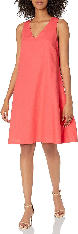 Anne Klein Women's Dress Trapeze Spasm price Sales results No. 1 Linen