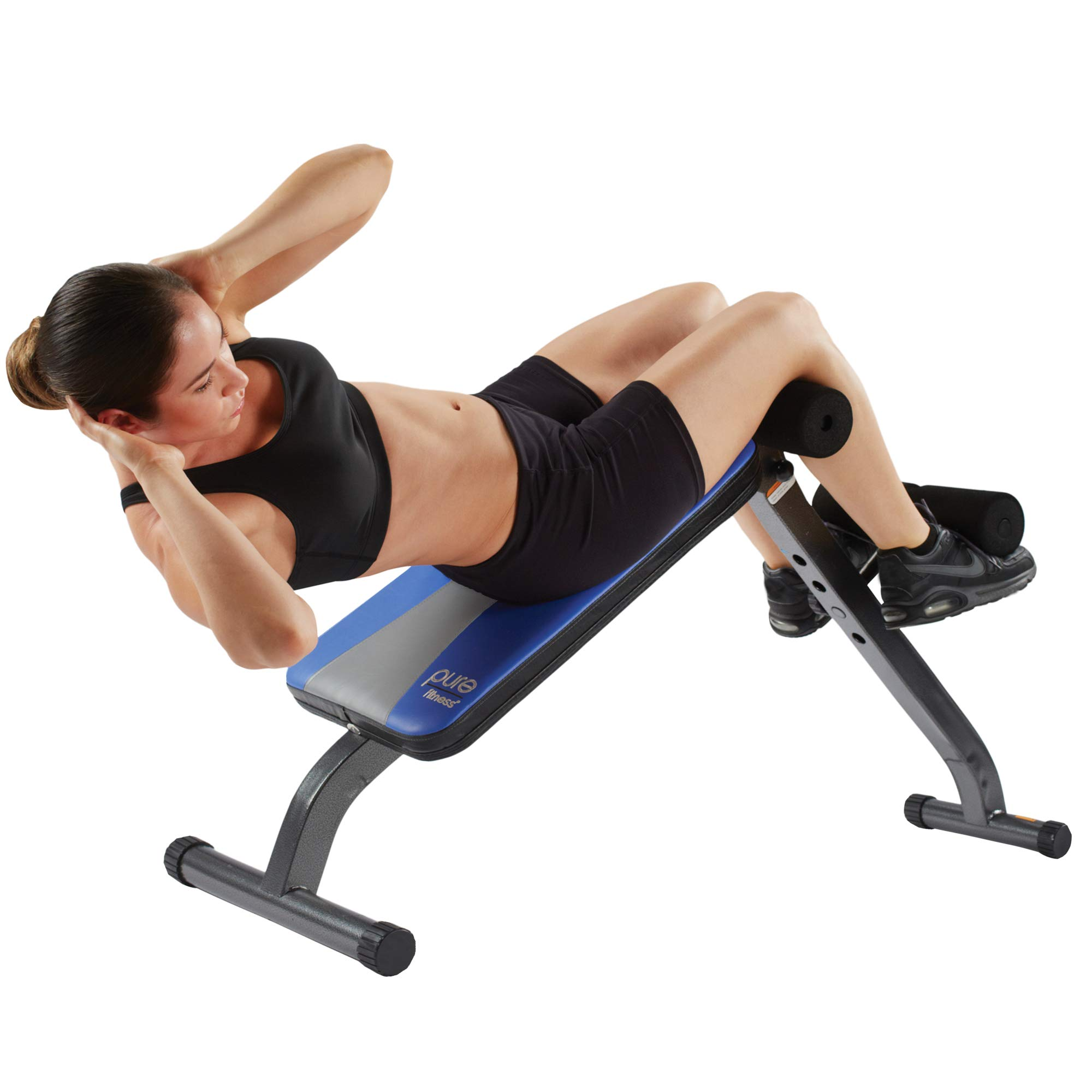 Pure Fitness Crunch Sit Bench