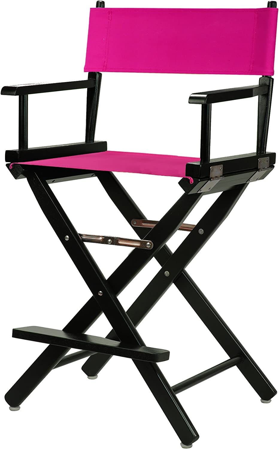 Casual Home 220-02 021-30 Director Chair, 24 , Black Magenta