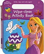 Disney Princess Wipe Clean Activity Book (with Pen) (Wipe Clean Activities)