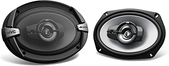 """$54 » JVC CS-DR693 DRVN DR Series Coaxial Speakers - 6"""" x 9"""" - 500 Watts Max - 3 Way Audio"""