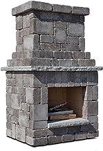 Amazon Com Outdoor Fireplace Kit