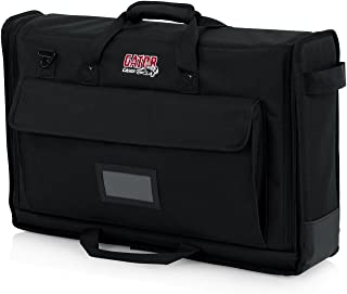 Gator Cases Padded Nylon Carry Tote Bag for Transporting LCD Screens, Monitors and TVs Between