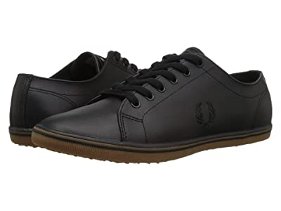 Fred Perry Kingston Leather (Black 1) Men