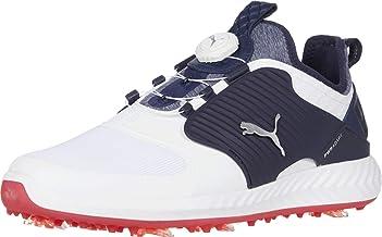 PUMA Ignite Pwradapt Caged Disc mens Golf Shoe