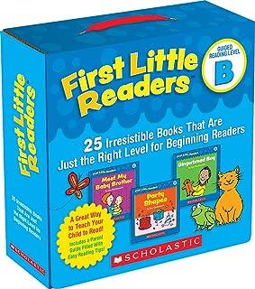 安くて良い最初の小さな読者ガイド付き読書レベルB:ちょうど..である25の魅力的な本買う