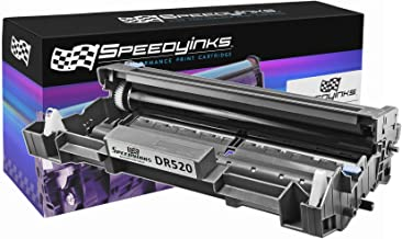 Speedy Inks - Compatible With Brother DR520 Laser Drum Unit Compatible With Brother DCP-8060, DCP-8065, DCP-8065DN, HL-5200, HL-5240, HL-5240LT, HL-5250, HL-5250DN, HL-5250DNHY, HL-5250DNLT, HL-5250DNT, HL-5270DN, HL-5280, HL-5280DW, HL-5280DWLT, MFC-8460N, MFC-8470DN, MFC-8660DN, MFC-8670DN, MFC-8860DN, MFC-8860N, MFC-8870DW, & MFC-8870WN Printers