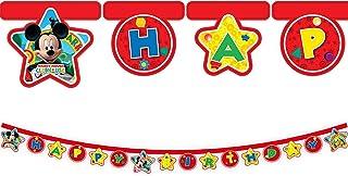 Unieke partij 71209 - 2.2m Disney Mickey Mouse Gelukkige Verjaardag Banner