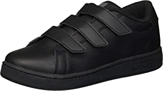 Kids' Clean Court 3-Strap Sneaker